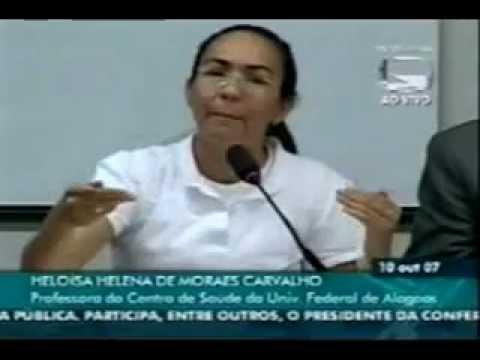 Heloísa Helena e a legalização do aborto na Comissão de Seguridade Social e Família