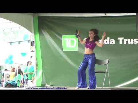 Natasha Kanji @ MELA! Festival Deer Lake Park 2007