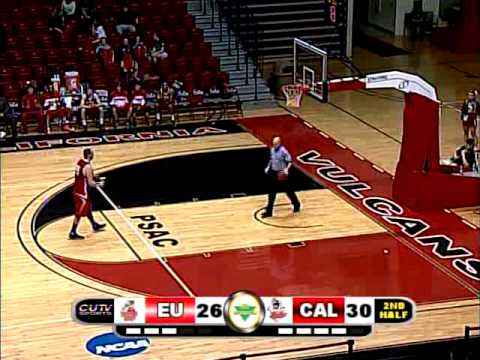 Vulcan Basketball (M) vs Edinboro 2013-14 CUTV SPORTS FULL GAME