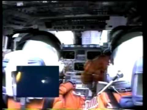 Lançamento de um Ônibus Espacial
