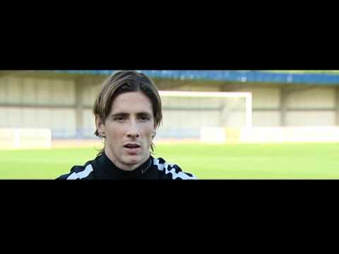 Fernando Torres & The Nike T90 Laser IV - The Perfect Strike