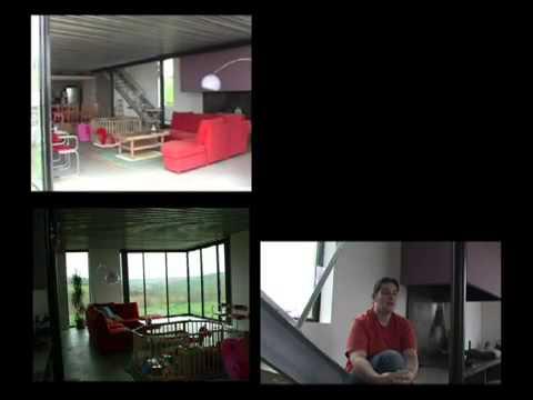 Maison dorée - Architecte : S. Deligny
