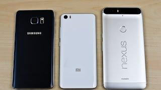 Xiaomi Mi5 Prime - Antutu Benchmark/Temperature Comparison Test Review!