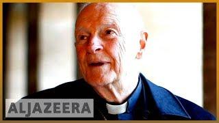 🇺🇸 Vatican expels US ex-Cardinal Theodore McCarrick from priesthood | Al Jazeera English - ALJAZEERAENGLISH
