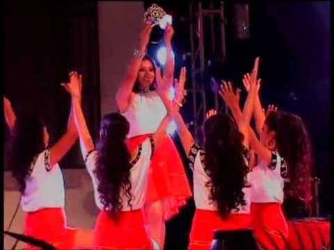 Opening Final Señorita Traje Regional Zoque 2013