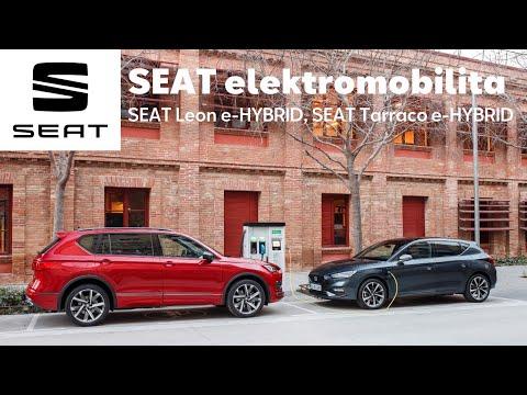 Autoperiskop.cz  – Výjimečný pohled na auta - Hybridní modely SEAT poprvé spolu