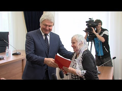 В Воронежской городской Думе поздравили медицинских работников