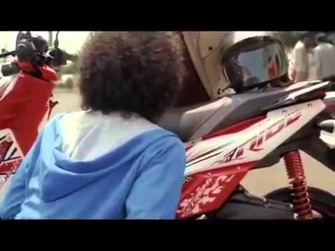 ►2014 NEW  Yamaha X Ride 115 Indonesia official TVC 'Tangguh Luar Biasa !'