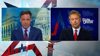 Paul: Trump can probably pardon himself - CNN