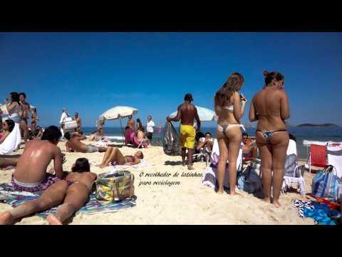 A  Praia de Ipanema