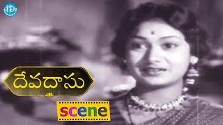 #Mahanati Savitri Devadasu Movie Scene - ANR Goes To Savitri House || Savitri, ANR, SV Ranga Rao - IDREAMMOVIES