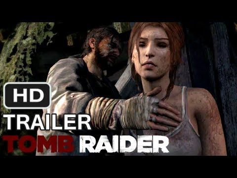 Tomb Raider - 'Crossroads' Debut Gameplay Trailer -RU0TEMURaag