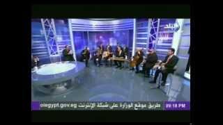 بالفيديو| أحمد موسى يحتفل بـ