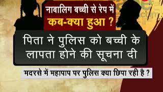 Deshhit: Questions raised on action of Police in rape case of minor girl by juvenile - ZEENEWS