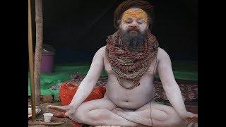 Kumbh Mela: Naga Sadhus a huge draw at Prayagraj - TIMESOFINDIACHANNEL