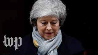 Brexit deal defeat means May faces a no-confidence vote - WASHINGTONPOST