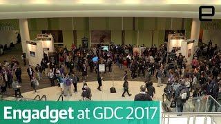 Engadget at GDC 2017 - ENGADGET