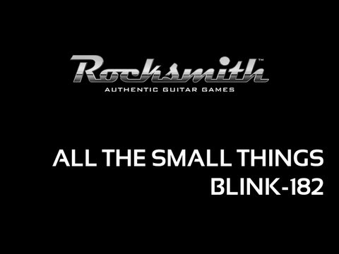 Rocksmith - All The Small Things - Guitar and Bass
