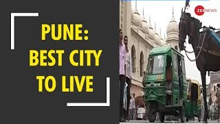 Morning Breaking: Pune ranked best city in India on ease of living index - ZEENEWS