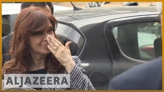 🇦🇷 Kirchner corruption charges boost Macri's re-election prospects | Al Jazeera English - ALJAZEERAENGLISH