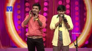 Jabardasth Rakesh - Raccha Rambola Stand-up Comedy Show - 35 - MALLEMALATV