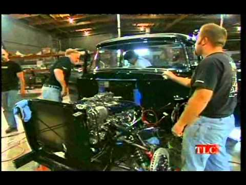 chip foose¨s 1956 ford truck parte 3.wmv