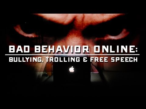 Bad Behavior Online: Bullying, Trolling & Free Speech | Off Book | PBS