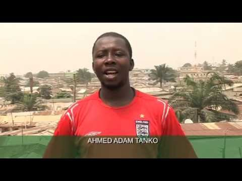 Ahmed Adam Tanko of Nima speaks to the ICD Accra Team  (Hausa Version)