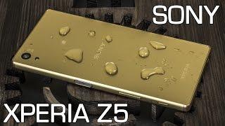Sony Xperia Z5 подробный обзор. Особенности, сильные стороны и недостатки Xperia Z5 от FERUMM.COM