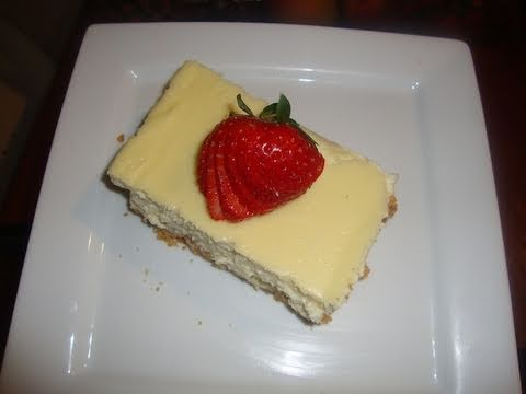 Receta de cheesecake un postre exquisito y facil