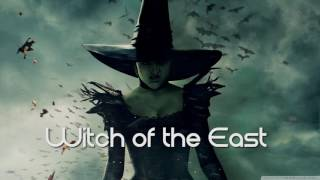 Royalty FreeHorror:Witch of the East