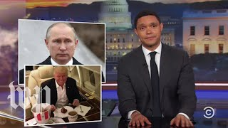 Late-night laughs: Trump and Putin meet - WASHINGTONPOST