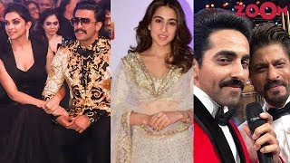 Bollywood stars at the 64th Filmfare awards | Winners, Red Carpet & more - ZOOMDEKHO
