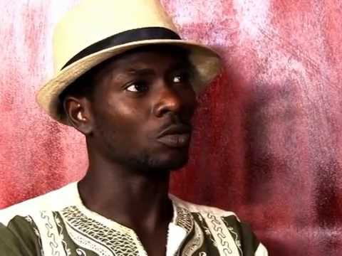 ART AFRIQUE INTERVIEW WITH PRINCE KOJO HILTON ON FIRST DIGITAL TV 2014