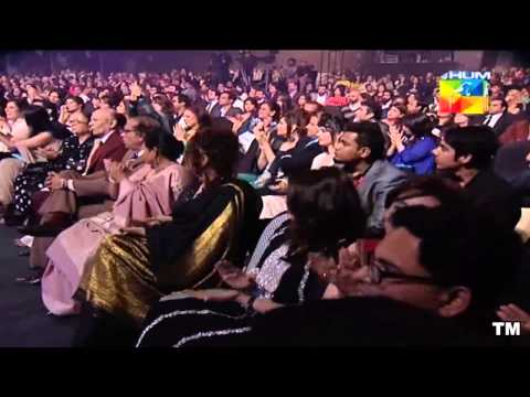1st Hum TV Awards Show 2013 HD -  Humaima Malik Sizzling Performance