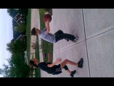 Reeces Rynns basketball throws