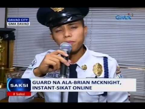 Saksi: Guard na ala-Brian McKnight at gurong mala-Whitney Houston ang birit, instant sikat online