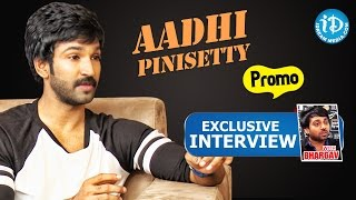 Sarrainodu Movie || Aadhi Pinisetty Exclusiv Interview- Promo || Talking Movies with iDream - IDREAMMOVIES