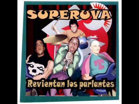 Superuva - Mexico Regresare - Revientan Los Parlantes