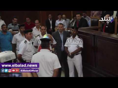 صدى البلد | بديع يهنئ المحكمة بالعيد فى «فض اعتصام رابعة»