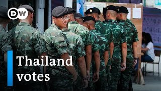 Thailand election 2019: Will first time voters decide the result? | DW - DEUTSCHEWELLEENGLISH