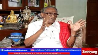 Kelvi Kanaigal – Interview with D. Pandian Communist Party of India – Sathiyam TV Show