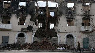 مقتل وإصابة أوكرانيين في هجوم بالقرب من دونيتسك