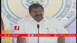 Telugu Language Neglects in TDP Govt Rule | BJP Somu Veerraju  Amaravati | iNews - INEWS