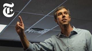 Beto O' Rourke in Iowa: Will His Star Power Win Votes? | NYT News - THENEWYORKTIMES