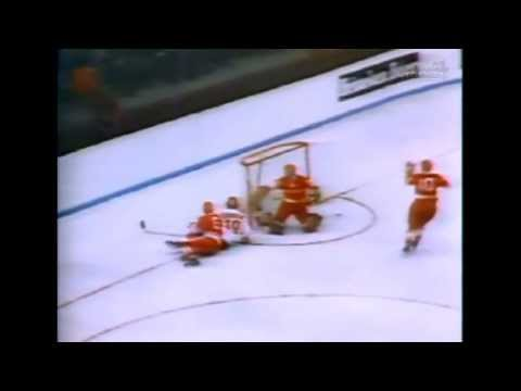 Paul Henderson '72 Summit Series Game 7 Winning Goal