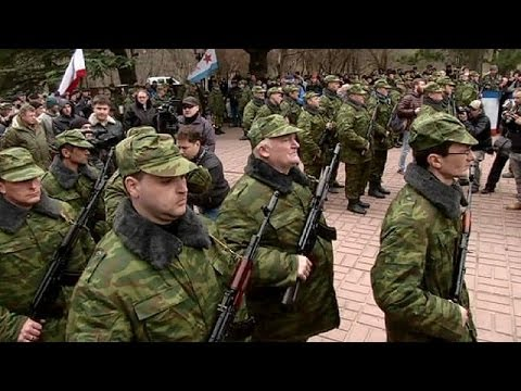 Crimea: Warning shots fired to block monitors, amid claims of further Russian troop movements