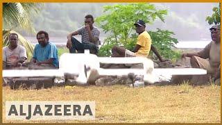 🇻🇺 Vanuatu trials vaccine drone deliveries | Al Jazeera English - ALJAZEERAENGLISH