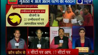 Gujarat election 2017: आज 8 बजे से दूसरे और अंतिम चरण का मतदान - ITVNEWSINDIA