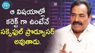 How To Become A Successful Producer - Gottimukkala Padma Rao | Tollywood Diaries with Muralidhar - IDREAMMOVIES